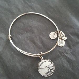 Aruba Alex and Ani bracelet